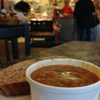 Photo taken at Great Harvest Bread Company by Jane M. on 12/21/2012