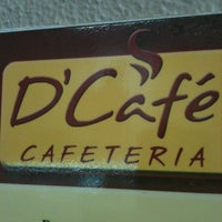 Photo taken at D'Café Cafeteria by Fauzer A. on 12/11/2012