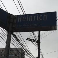 Photo taken at Rua Heinrich Hertz by Fauzer A. on 9/5/2013