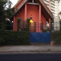 Photo taken at Capela Santa Suzana by Fauzer A. on 9/23/2014