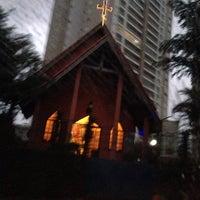 Photo taken at Capela Santa Suzana by Fauzer A. on 11/5/2014