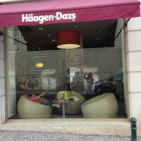 Photo taken at Häagen-Dazs by San H. on 5/12/2013