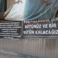 Photo taken at Çöl Pazarı by Canses Y. on 9/21/2015