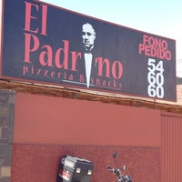 Photo taken at El Padrino by D I E G /O/ . on 1/26/2013