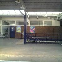 Das Foto wurde bei Barrow-in-Furness Railway Station (BIF) von Ian R. am 5/6/2013 aufgenommen