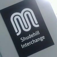 Photo taken at Shudehill Interchange by Ian R. on 5/8/2013