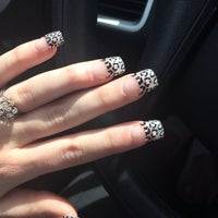 Photo taken at #1 Nails by Shelley R. on 5/10/2014
