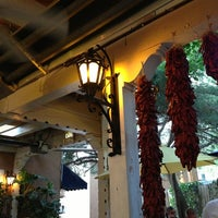 Photo taken at El Pinto Restaurant & Cantina by Joey V. on 7/1/2013