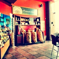 Photo taken at Satellite Coffee by Joey V. on 4/16/2013