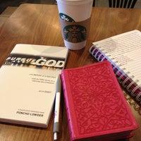Photo taken at Starbucks by Katrina W. on 3/1/2013