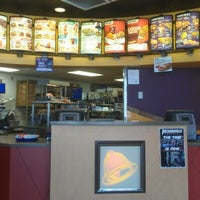 Photo taken at Taco Bell by Robert P. on 9/25/2012