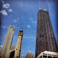 Photo taken at 360 CHICAGO by Bruno S. on 6/30/2013
