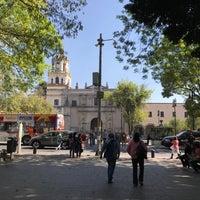 Foto tomada en Centro Histórico de Coyoacán por Mónica S. el 1/4/2017