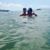 Photo taken at Denizin ortasi by Beytullah&Eda B. on 6/20/2014