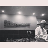 Photo taken at Hiro Sushi Restaurant by Samantha E. on 6/19/2013