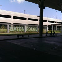 Photo taken at Baton Rouge Metropolitan Airport (BTR) by SU J. on 7/9/2013