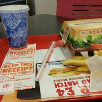 Photo taken at Burger King by Joanne R. on 2/4/2015