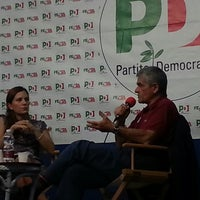 Photo taken at Festa Democratica Metropolitana by emanuela g. on 9/7/2014