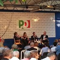 Photo taken at Festa Democratica Metropolitana by emanuela g. on 9/6/2014