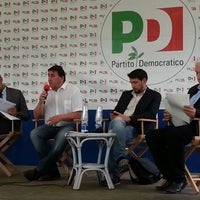 Photo taken at Festa Democratica Metropolitana by emanuela g. on 9/3/2014
