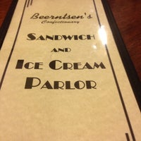 Photo taken at Beernsten's Confectionary by Michele R. on 3/16/2014