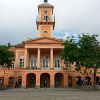 Photo taken at Trg svetog Trojstva by Pedja B. on 4/30/2014