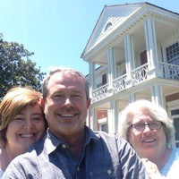 Photo taken at Vann House Historic Site by Terry G. on 6/28/2015