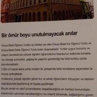 Photo taken at Balat Educa Suites by Nilgün K. on 9/3/2014