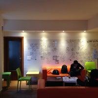 Photo taken at Hostel Pisa by Hostel P. on 4/20/2014