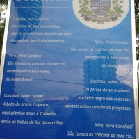 Photo taken at Praça Tiradentes by Vera G. on 4/20/2014