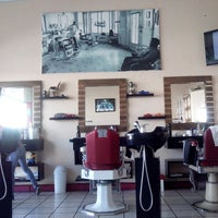 Photo taken at Fixer Barber Shop by Chuy T. on 11/27/2014
