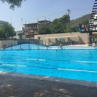 Alberca instituto regiomontano piscina in monterrey for Alberca 8 de julio