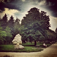 Photo taken at Park Ratuszowy by Eco B. on 7/27/2015