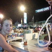 Photo taken at Grand Caffe by Dmitry B. on 9/25/2014