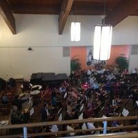Photo taken at First Parish Unitarian Universalist Church by Dale J. on 2/23/2013