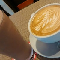 Photo taken at Love&Latte by D C on 7/7/2014