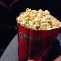 Photo taken at Regal Cinemas Henrietta 18 by Steven P. on 12/27/2012