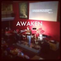Photo taken at Awaken by Davy S. on 11/18/2012