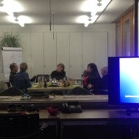 Photo taken at I+E BERLIN MARKET RESEARCH by dagmar g. on 4/1/2014
