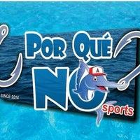 Photo taken at Por Que No Sport Bar by Guillermo O. on 8/19/2014