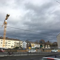 Photo taken at Bertha-von-Suttner-Platz by Sergej J. on 1/26/2017