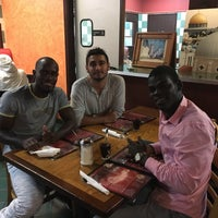 Photo taken at Al Aseel Grill and Cafe by ömer ş. on 8/16/2016