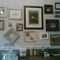 Photo taken at Vintage Heart Coffee by James B. on 12/11/2012