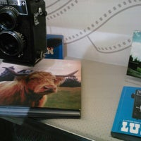 Photo taken at Lomography Gallery Store Austin by James B. on 3/7/2013