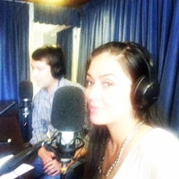 Photo taken at FM Tiempo by Pamela B. on 5/19/2015