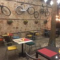 3/14/2018 tarihinde Talha Gencziyaretçi tarafından Gazetta Brasserie - Pizzeria'de çekilen fotoğraf