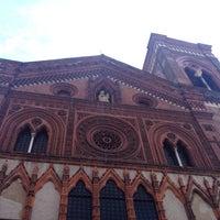 Photo taken at Chiesa Di Santa Maria in Strada by Claudio G. on 5/13/2014
