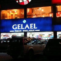 Photo taken at Gelael Pasar Swalayan by UQie R. on 12/31/2012