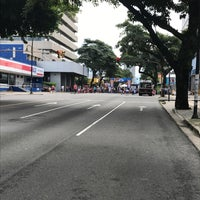 Photo taken at Paseo Colón by Nano G. on 9/10/2017