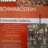 Photo taken at Galeria Schwarcstein by Karysla L. on 5/21/2014